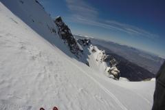 ski alpinisme/GrandReplomb 26 mars 2016
